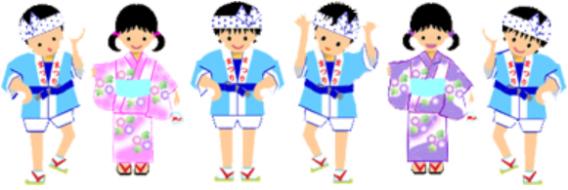 南長津田団地の夏祭りを開催いたします。